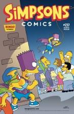Simpsons Comics #237