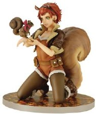 Squirrel Girl Bishoujo Statue,Marvel