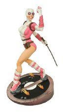 Gwenpool PVC Fig, Marvel Gallery