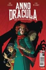 Anno Dracula #1 (Of 5) Cvr A Mccaffrey (Mr)