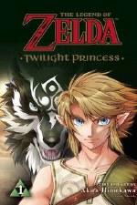 Legend Of Zelda Twilight Princess GN Vol 01