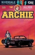 Archie #18 Cvr C Var Robert Hack