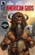 American Gods Shadows #1 - Neiil Gaiman