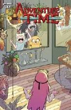 Adventure Time #62 Subscription Woltjen Cvr