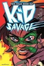 Kid Savage FCBD17