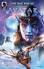 Avatar, James Cameron featuring Briggs Land (MR) FCBD17