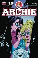 Archie #19 Cvr B Var Lupacchino