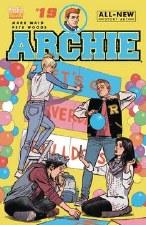 Archie #19 Cvr C Var Greg Smallwood