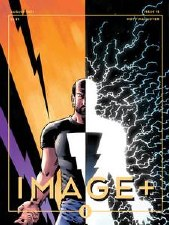 Image Plus #15 (Walking Dead Heres Negan Pt 15) (MR)