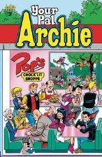 All New Classic Archie Your Pal Archie #2 Cvr B Les Mclaine