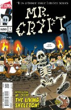 Mr Crypt #1 (Of 3)