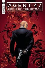 Agent 47 Birth Of Hitman #1 Cvr B Lau