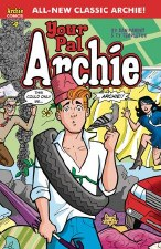 All New Classic Archie Your Pal Archie #4 Cvr A Reg Parent