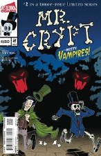 Mr Crypt #2 (Of 3)
