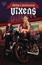 Betty And Veronica Vixens #4 Cvr B Staggs