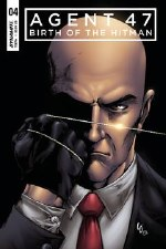 Agent 47 Birth Of Hitman #4 Cvr A Lau