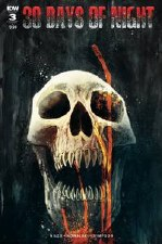 30 Days Of Night #3 (Of 6) CvrA Templesmith