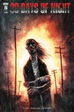 30 Days Of Night #5 (Of 6) CvrA Templesmith