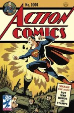 Action Comics #1000 1940s VarEd