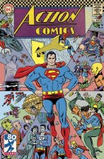 Action Comics #1000 1960s VarEd