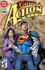 Action Comics #1000 1990s VarEd