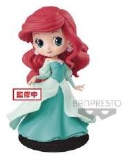 Disney Q-Posket Ariel Green Dress Fig