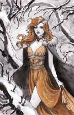 Ancient Dreams #8 Winter Classics Cvr