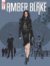 Amber Blake #1 2nd Ptg