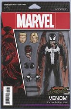 Absolute Carnage #2 (Of 4) Christopher Action Figure Var Ac
