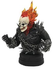 Marvel Comics Ghost Rider 1/6Scale Bust