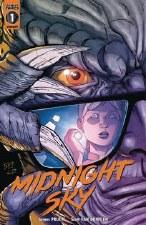 Midnight Sky #1 10 Copy Unlocked Cvr C  Ralf Singh