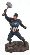 Marvel Gallery Avengers Endgame Captain America PVC Fig (C: