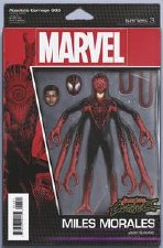 Absolute Carnage #3 (Of 4) Christopher Action Figure Var Ac