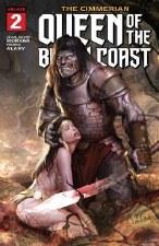 Cimmerian Queen Of Black Coast #2 Cvr D Inhyuk Lee (MR)