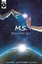 Midnight Sky #4 Cvr B Van Domelen Et