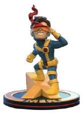 Marvel X-Men Cyclops Q-Fig Diorama Figure