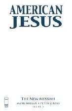 American Jesus New Messiah #1Cvr D Blank Cvr (MR)