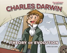 Charles Darwin & Theory Of Evolution YA GN