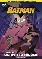 DC Super Heroes Batman Yr TP Ultimate Riddle