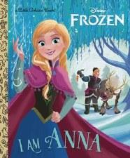 I Am Anna Little Golden Book