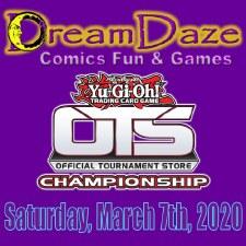 YGO Event: OTS Championship Pre-Registration