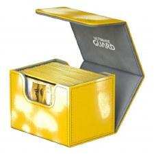 DB Yellow (80+) Chromiaskin Sidewinder Deck Box