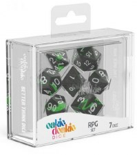 Dice Emerald, Enclave 7D Set