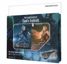 FF TCG 2-Player Starter Cloudvs Sephiroth Set