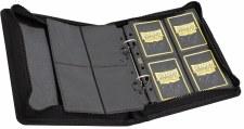 Folio Card Codex Zipster Black8-Pocket