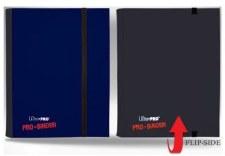 Folio Blue Black 4-pkt Binder