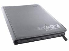 Folio Gray Zipfolio XenoS 9Pkt (360) Binder