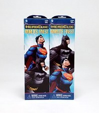 Heroclix World's Finest Booster Pack