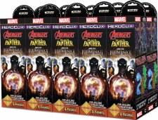 HeroClix Avenger Black Panther& Illuminati BP (5)