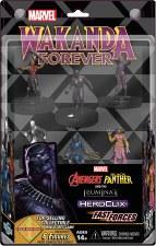 HeroClix Avenger Black Panther& Illuminati Fast Forces